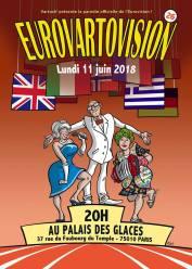 Eurovartovision 2018 affiche